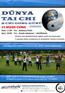 World Tai Chi Chi Gong Day Celebrations