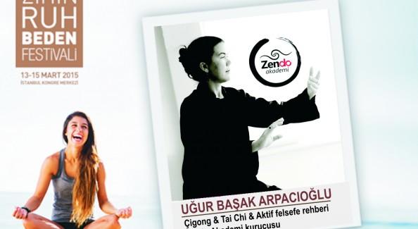 Zihin Ruh Beden Festivali 2015'de Çigong
