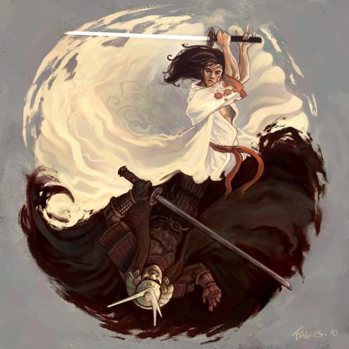 Bilgelik savaşçısının yolu…