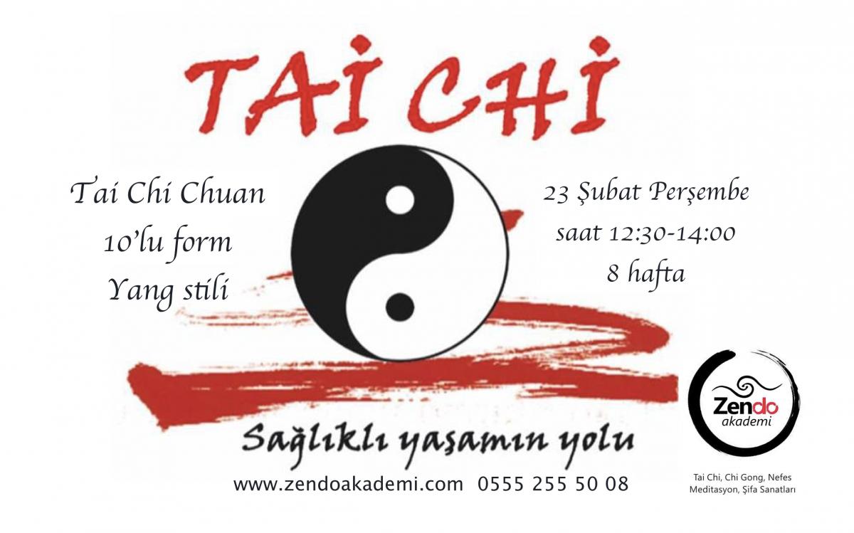 Tai Chi Chuan Yang stili 10'lu form