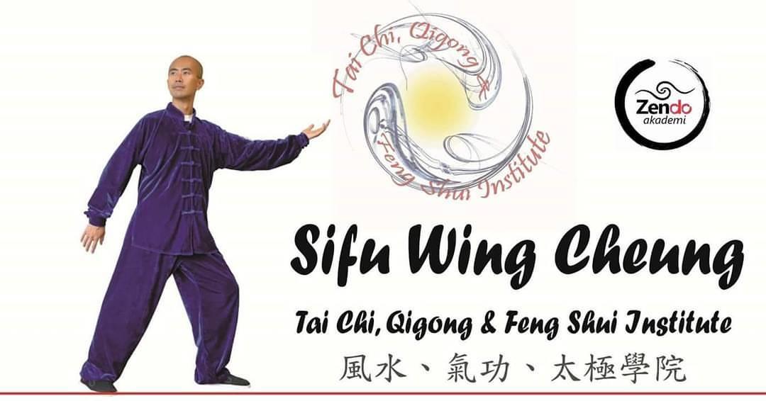 Sifu Wing Cheung ile kapsamlı Tai Chi Qigong Shibashi Set 2 Eğitimi, 7-8 Nisan 2018, Çanakkale, TROIA