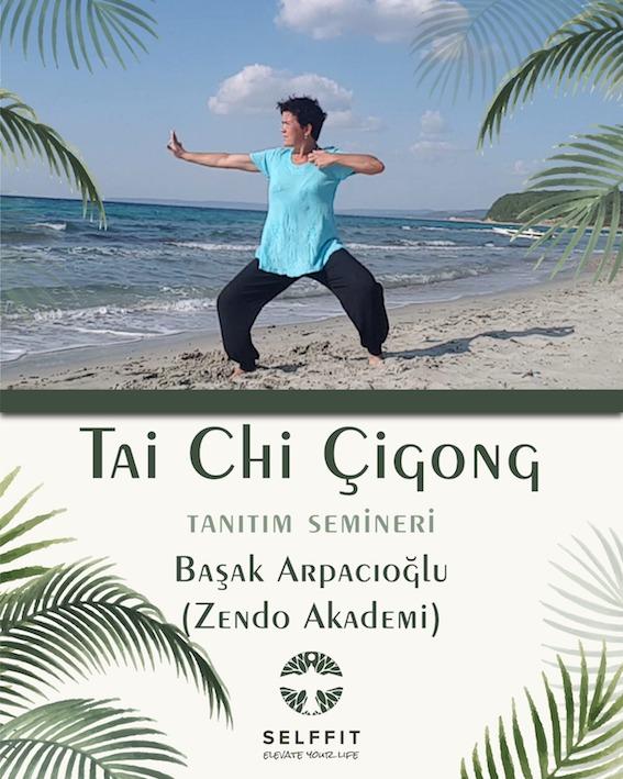 Tai Chi Çigong Workshop – ücretsiz – İzmir'de